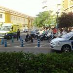 Puertollano: Herida leve una mujer tras ser atropellada frente al Mercado