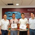 La Escuela Superior de Informática de la UCLM entrega los premios del II Concurso App Inventor