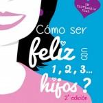 Rosa Pich, madre de 18 hijos, presenta su libro en el que explica cómo ser feliz con una familia tan numerosa