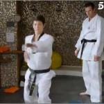 Del yate en Puertollano al temible karateca minero