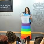 La bandera multicolor ondeará en el Ayuntamiento de Ciudad Real