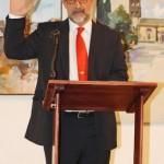Luis María Sánchez Ciudad asume la alcaldía de Aldea del Rey