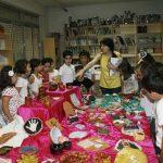 Puertollano: Alfar Arias fomenta la afición por la cerámica entre los alumnos del CEIP Ramón y Cajal
