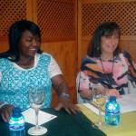 Charla-coloquio con la activista pro derechos humanos Alfamir Castillo