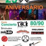 Clásicos del rock ciudadrealeño celebrarán el 25 aniversario de Autopista 312