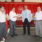 Los empleados de Mapfre se vuelcan con el Banco de Alimentos y donan 400 kilos de alimentos infantiles