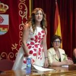 Ana María López Rodríguez toma posesión por segunda vez como alcaldesa de Carrión de Calatrava