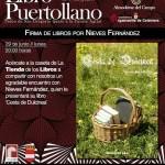 """Feria del Libro de Puertollano: Nieves Fernández compartirá su libro """"Cesta de Culcinea"""" en la caseta de """"La tienda de los libros"""""""