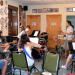 Abierto el plazo de las Colonias Musicales y de Cine de Villarrubia de los Ojos