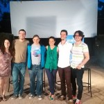Proyección de cortos y encuentro con los directores en el Parque de Gasset