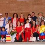 Valdepeñas: Éxito de participación en el encuentro intercultural de Cruz Roja Española