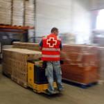 Cruz Roja Ciudad Real repartirá más de 150.300 kilos de alimentos en la primera fase de su programa de ayuda alimentaria
