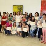 Puertollano: Un centenar de mujeres se forman en nuevas tecnologías, dependencia y defensa personal