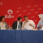 El PSOE propondrá a Molina (Podemos) como vicepresidente primero de las Cortes de Castilla-La Mancha