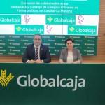 Renovado el convenio entre el Consejo de Colegios de Farmacéuticos de Castilla-La Mancha y Globalcaja