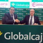Renovado el convenio entre Globalcaja y la Lonja de Ciudad Real