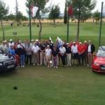 Ciudauto vence en la jornada Audi Tresa Automoción y continúa líder en solitario de la liga empresas