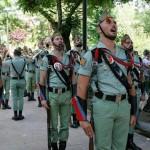 Ardor legionario en Almodóvar del Campo: Los novios de la muerteprometen «socorrer» al pueblo cuando grite «¡A mí la Legión!»