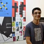 'La polla records' según el diseño suizo internacional, premio extraordinario en la Escuela de Arte Pedro Almodóvar