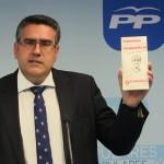 Ciudad Real: Rodríguez (PP) cree que Zamora será una «marioneta» en manos de los «radicales» y vuelve a pedir diálogo al PSOE
