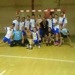 El Robledo FS gana la liga de fútbol sala Montes Norte