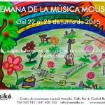Mousiké celebra su II Semana de la Música