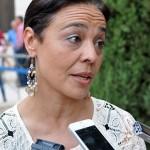 Pilar Zamora agradece el apoyo a su investidura y pide a Ganemos «responsabilidad» de cara al futuro