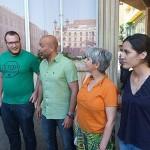 La Ferroviaria y la pasarela, sobre la mesa: Podemos CLM y Ganemos Ciudad Real inician conversaciones de cara una futura confluencia
