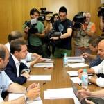 Podemos y PSOE llegan a un acuerdo en transparencia en contratación pública y «procedimiento de emergencia ciudadana»