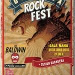 Llega a Ciudad Real el primer Godzilla Rock Fest