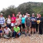 Crónica de la ruta senderista por la Cañada Real Conquense o de los Serranos