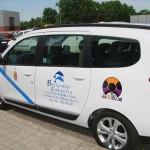La aplicación «Entaxi» ya está operativa: reserva y comparte taxis de forma sencilla