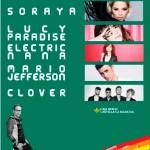 Soraya encabeza el concierto pop de la Pandorga