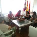 El Ayuntamiento de Ciudad Real se interesa por las reivindicaciones de los trabajadores de Coca Cola