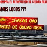Ciudad Real (una vez más) se convierte en el hazmerreír nacional a causa del aeropuerto