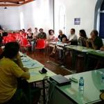 Ramírez (IU) advierte de que la convergencia local y autonómica, sin un proyecto nacional común, no tendrá fuerza en el Congreso