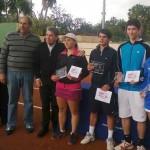 Alejandro Ibáñez, jugador del Club de Tenis Municipal de Puertollano, entra en el ranking de la ATP