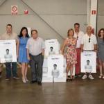Ciudad Real: El trabajo de los mediadores de Allianz en la campaña 'Laps for life' deja una tonelada de alimentos