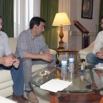 El alcalde de Almagro agradece la implicación de la Diputación en el Festival de Teatro