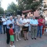 Puertollano: Comienzan las fiestas de la barriada Santa Ana