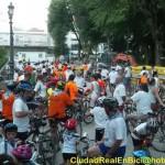 Ciudad Real: Todo listo para la Noche Blanca del Quijote en Bici 2015