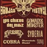 El Brujas Festival de Daimiel celebra su décimo aniversario con un cartel más grande y variado