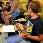 Las Colonias Musicales de Villarrubia de los Ojos crecen de forma notable