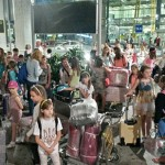 Los niños ucranianos de CREAN ya están en Ciudad Real