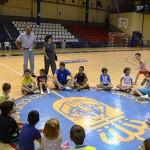 """La concejala de Educación visita las actividades del """"Diververano"""" del PMD"""