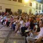 """La 'Noche de El Perchel', un barrio """"luchador y reivindicativo"""""""