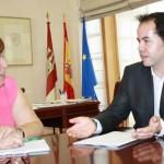 El alcalde de Herencia solicita a la Junta la remodelación del centro de salud y la contratación de un nuevo pediatra