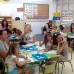 Unos 100 alumnos mejoran su manejo del inglés en Calzada de Calatrava gracias al Summer Camp 2015