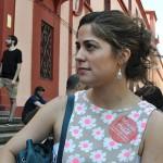 """Lara Hernández (IU) pone de manifiesto la """"urgencia"""" de constituir una candidatura de unidad popular"""