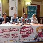 Forges estará en Manchacómic 2015, que se celebrará en octubre